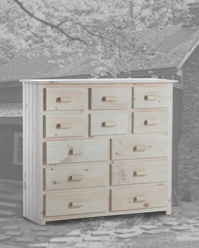 12 Dr Dresser Cabin Style