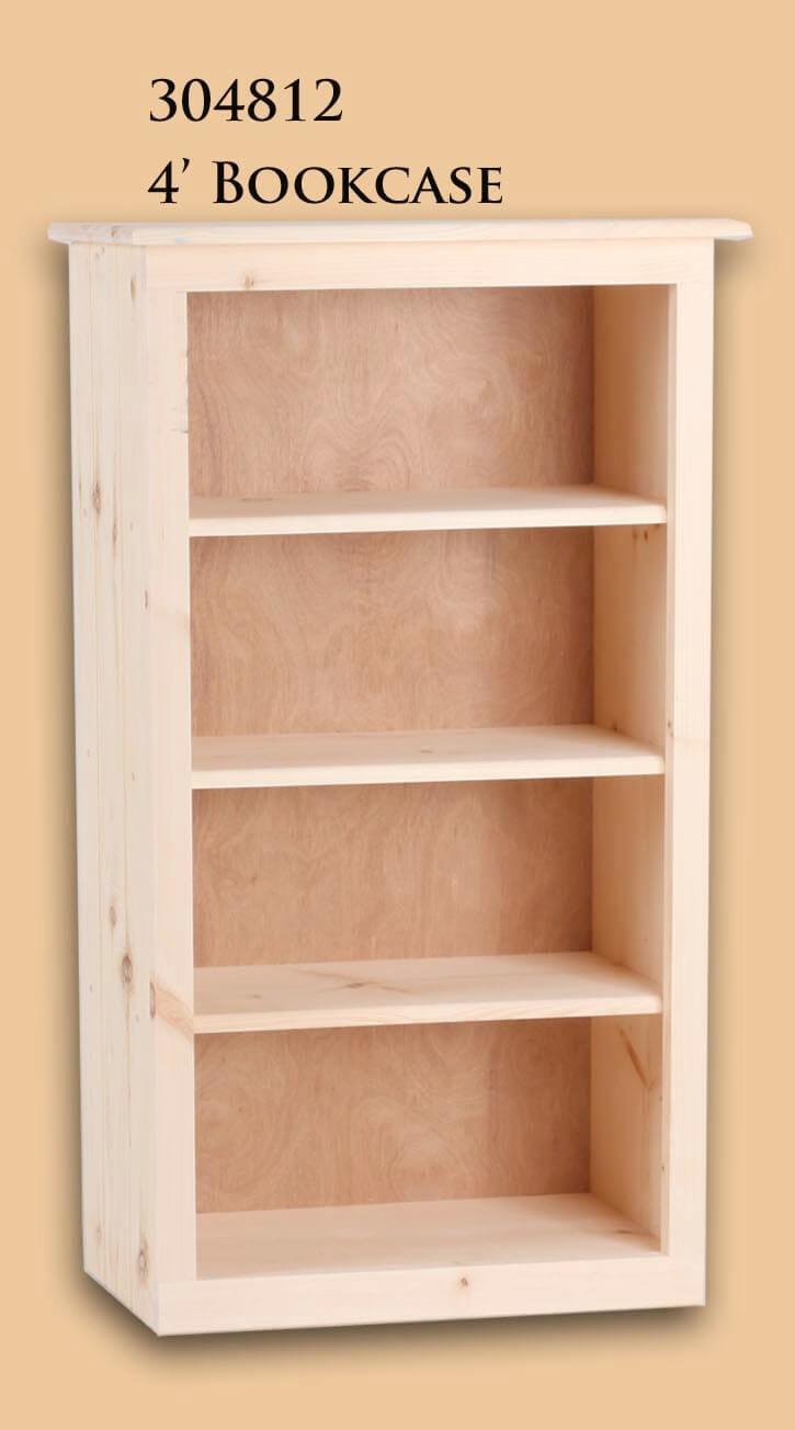 304812 4 Bookcase