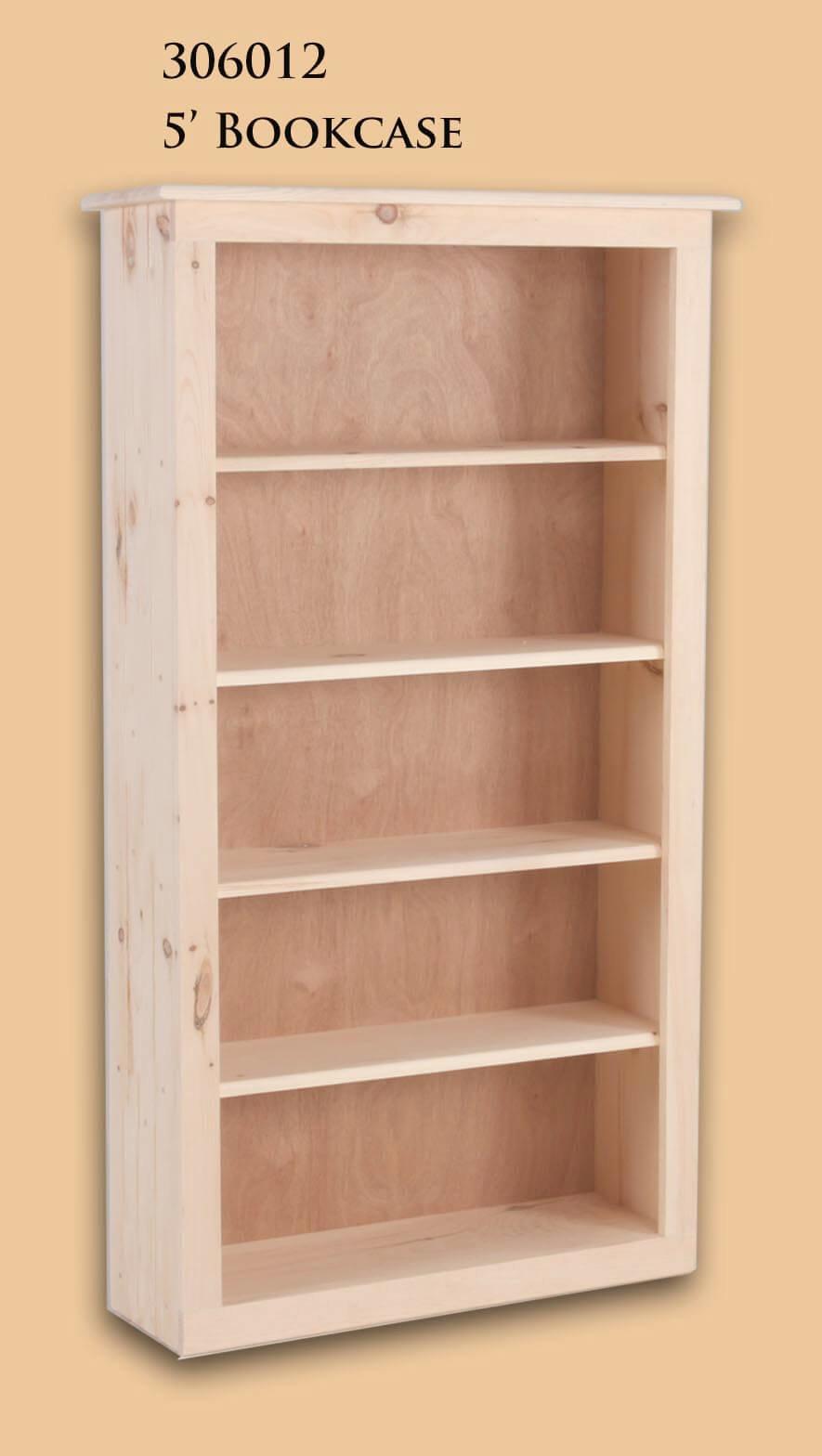 306012 5 Bookcase