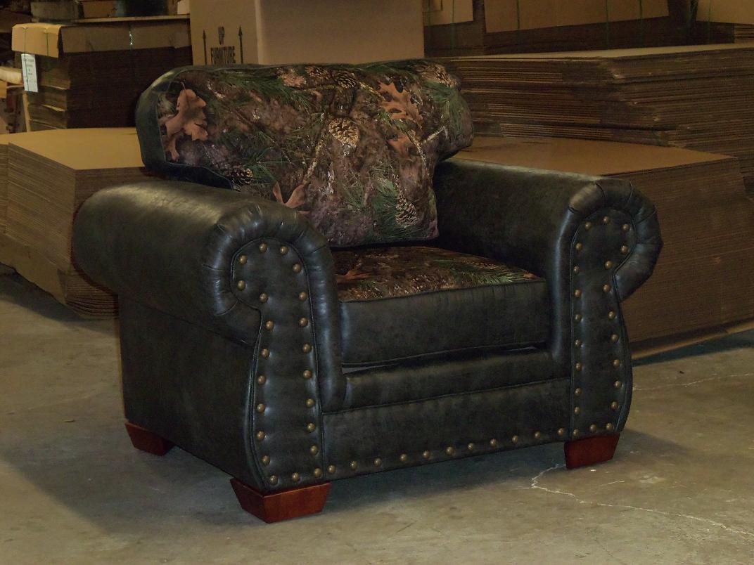 3724 Palance Steel - Mixed Pine
