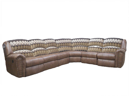 530 Padma Otter Motion Sectional