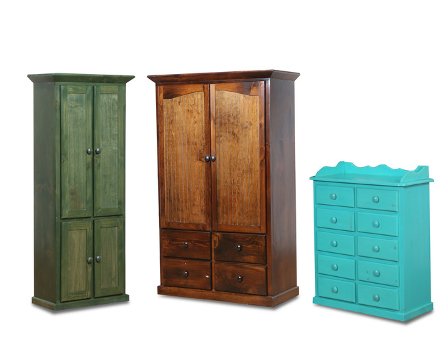 Cabinets Show With Skirt