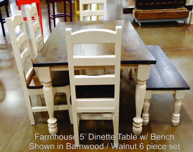 Farmhouse Dinette