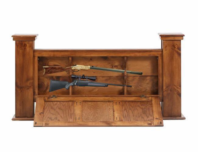 Gun Footboard