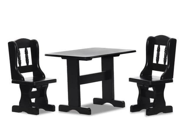 Kids Table Black 2