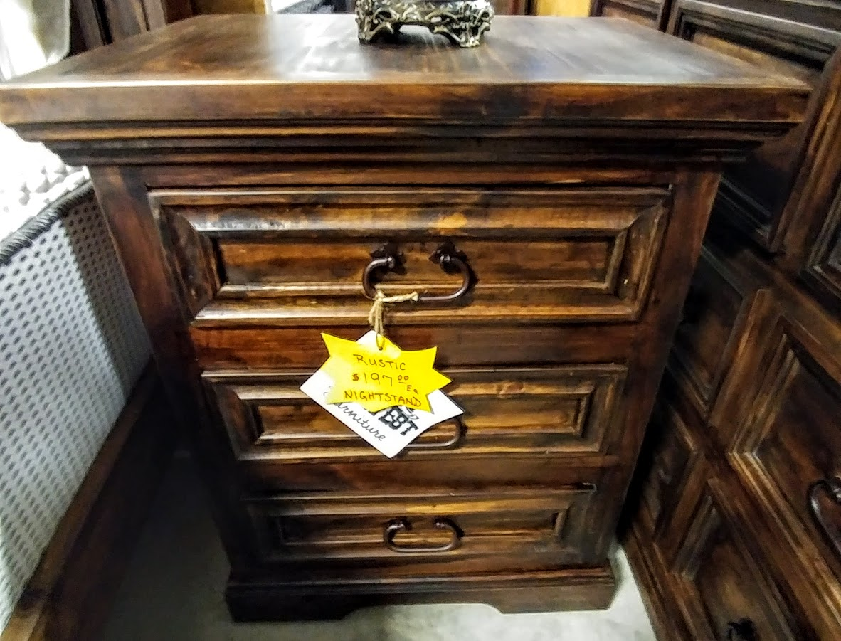 MDR15A112B - Night Stand 3 Drawer