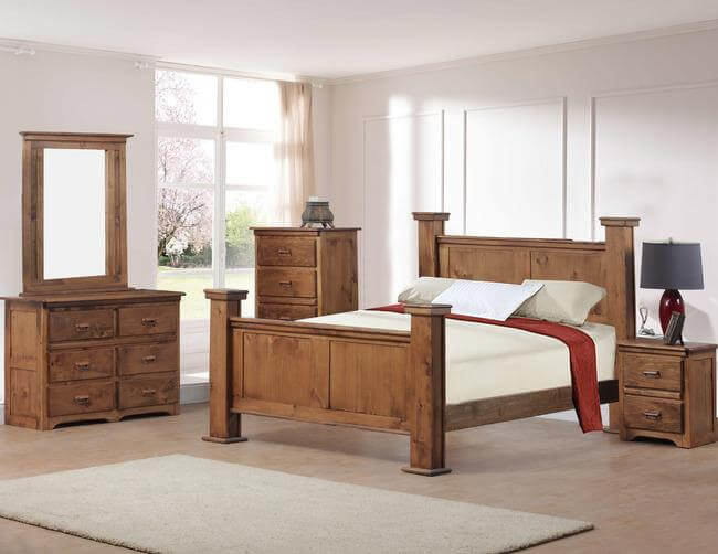 NH GROUP-KNOTTY PINE SHOWN IN GO