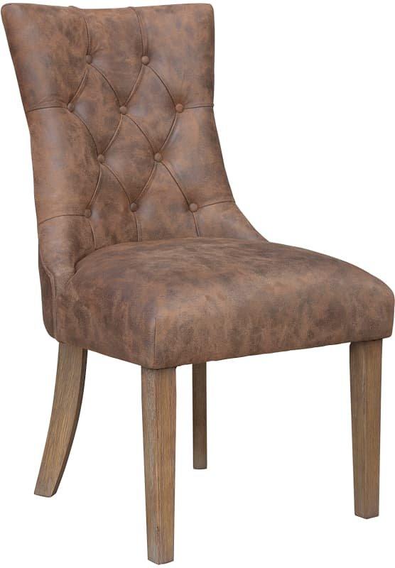 Md.Ophelia Chocolate Chair