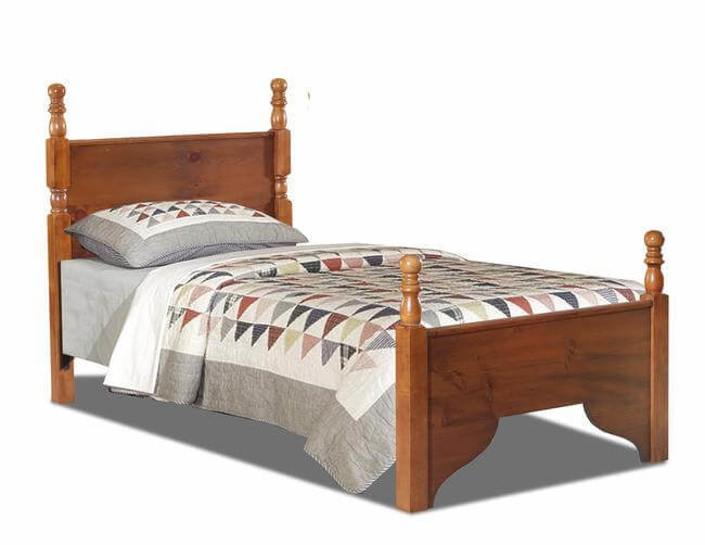 Pine Twin Bed