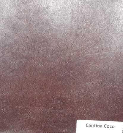 Cantina Cocoa Faux Leather