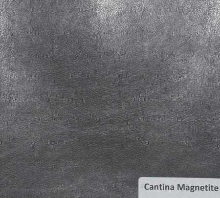 Cantina Magnetite Faux Leather