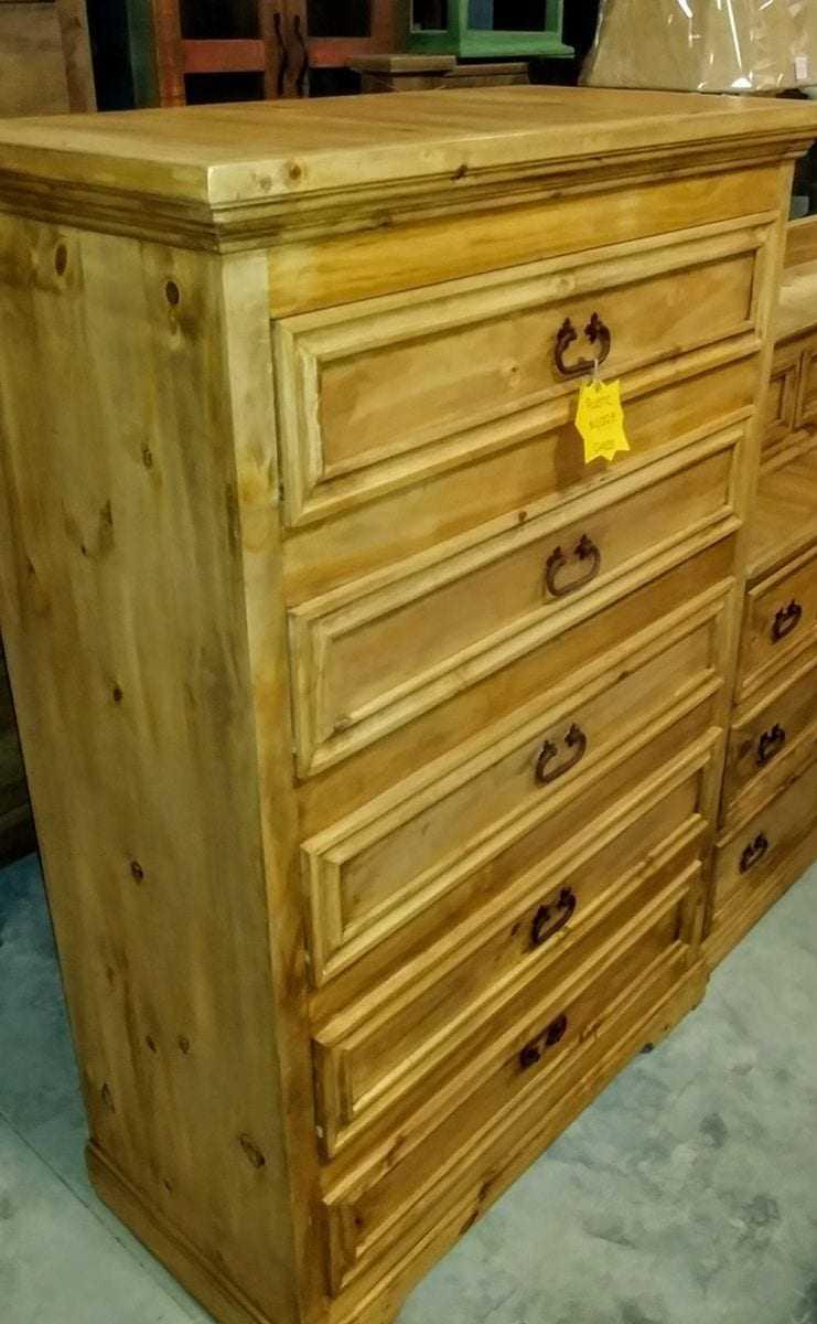 Western Style Rustic Furniture